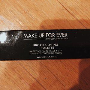 Make Up For Ever  Pro Sculpting Palette